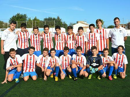 Equipos CD Jávea 2015/2016