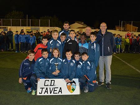 Torneo Navidad Alevines y Benjamines 2015-2016