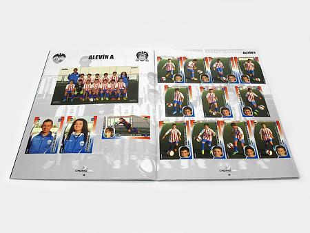 Álbum cromos CD Jávea 75 Aniversario
