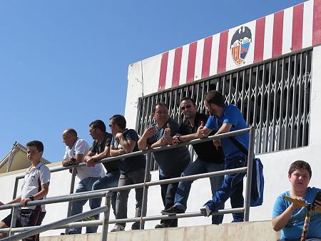 Torneo fútbol 8 Pascua Jávea 2014