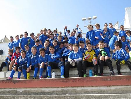 1ª Jornada Liga Solidaria FEAFV en Jávea