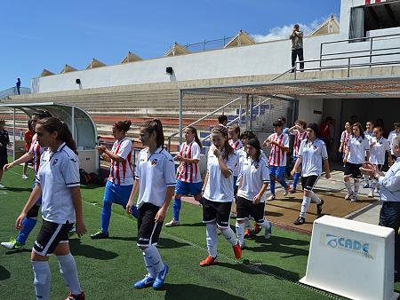 Amistoso Femenino CD Javea - Valencia CF
