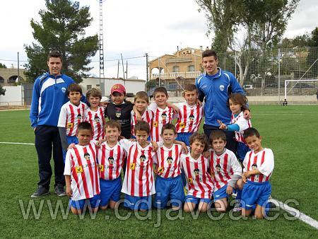 Torneo Futbol 8, Font d'Encarròs 2013