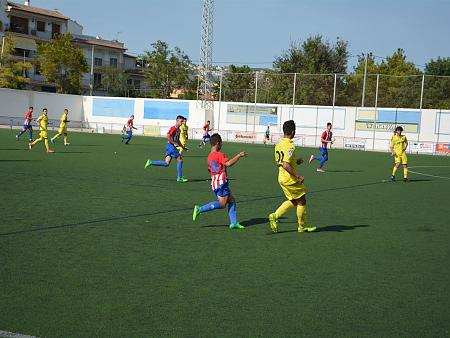 Torneo juvenil verano 2017
