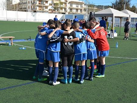 I Torneo Montgó 2018